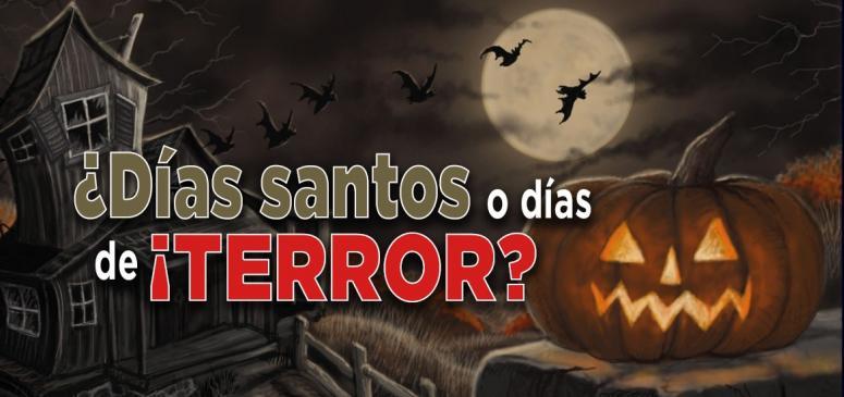 Banner - Dias de terror
