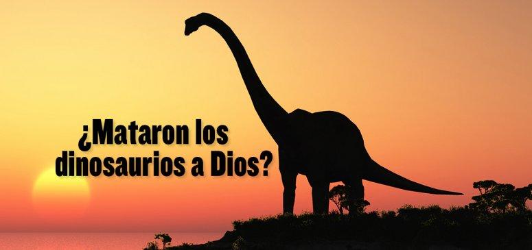 Front slider - ¿Mataron los dinosaurios a Dios?