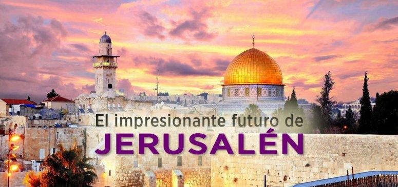 Front slider - El impresionante futuro de Jerusalén