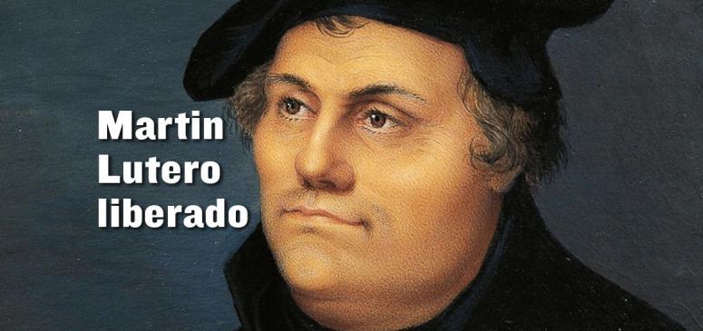 Front slider - Martin Lutero liberado