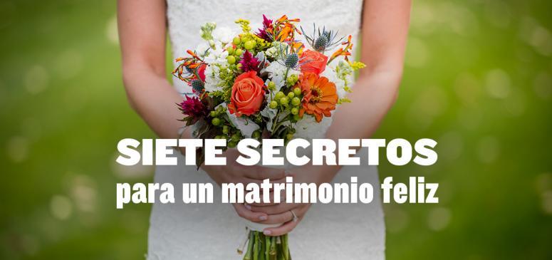 Front slider - Siete secretos para un matrimonio feliz
