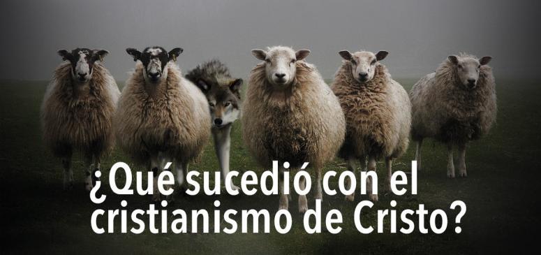 Que sucediao con el critianismo de Cristo -BANNER