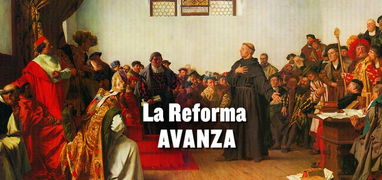 Front slider - La Reforma avanza
