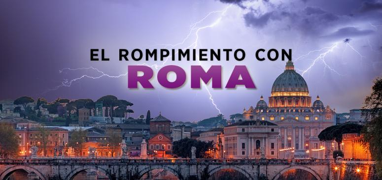 Front slider - El rompimiento con Roma
