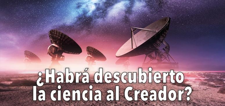 Banner - Habra descubierto la ciencia al creador