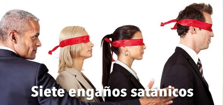 Siete Enganos Satanicos BANNER