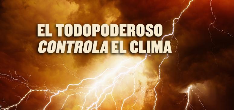 Front slider - El Todopoderoso controla el clima